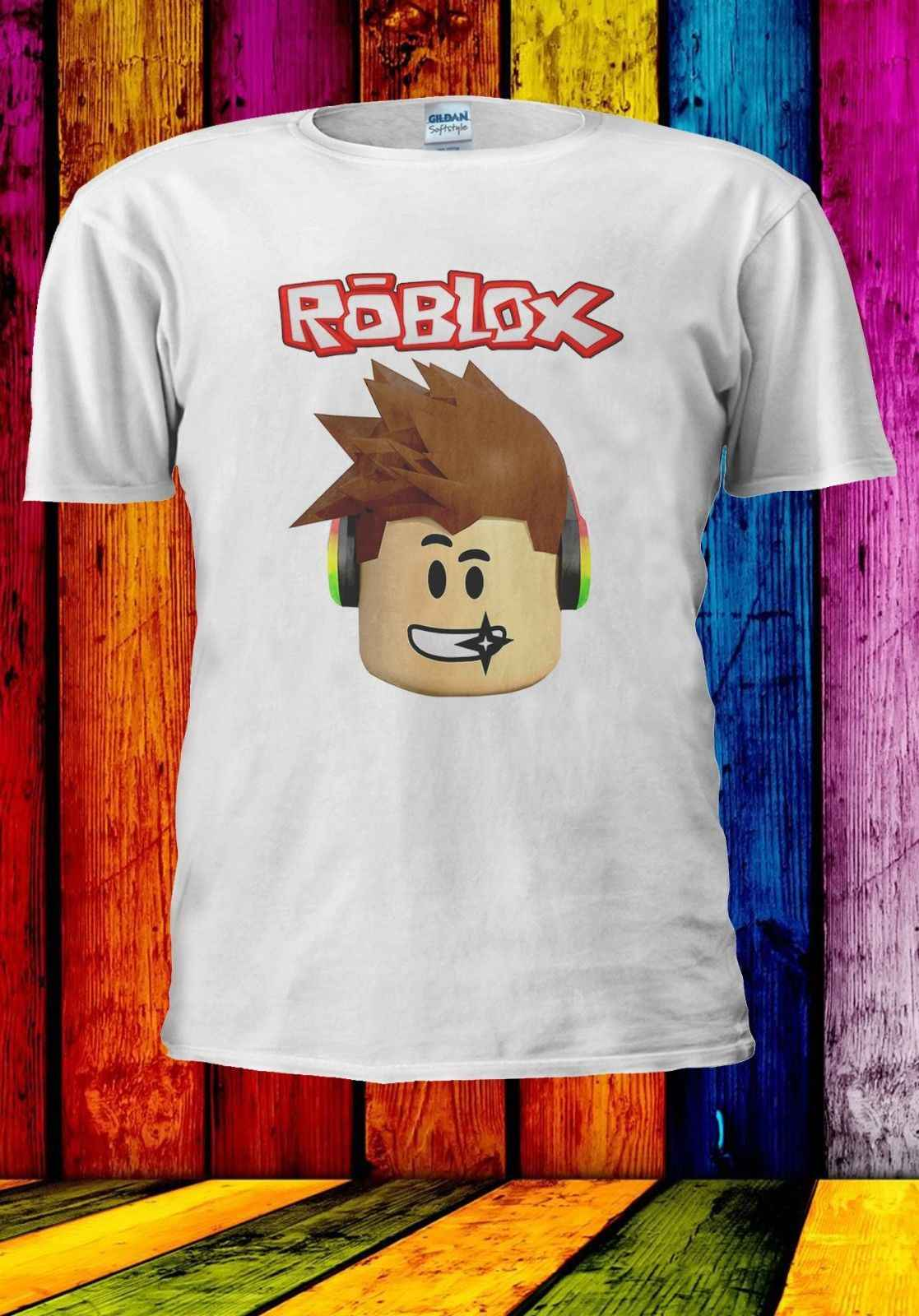 Roblox Characters Online Game Cartoon Awesome Hair Men Women