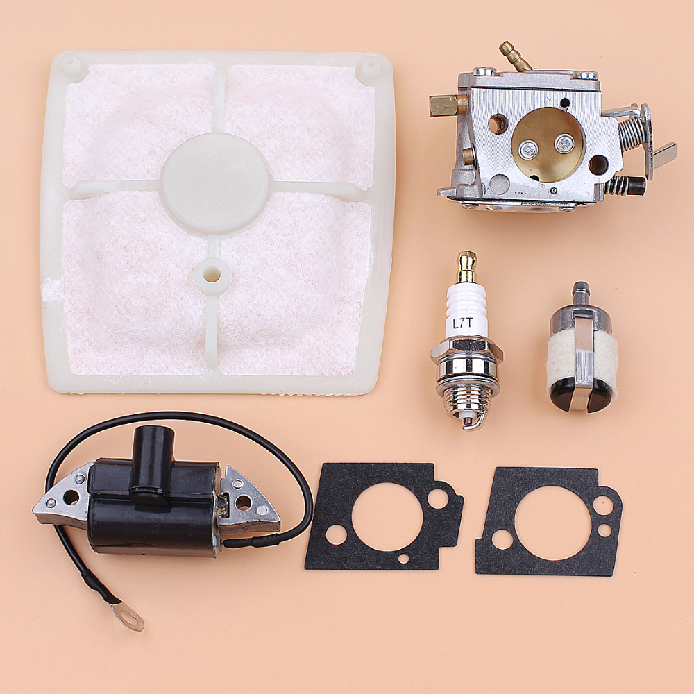 Carburetor Spark Plug Gasket Assembly Kit For STIHL 041 041 Farm Boss Chainsaw