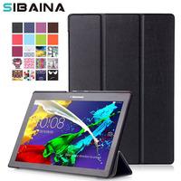 Stronge Case For Lenovo Tab2 A10 70F A10 70c 10 1 Tablet Case Cover For Lenovo