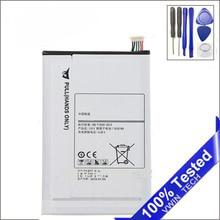 100% te S TED Батарея для SAM S Унг Galaxy Tab S 8.4 T700 T705 EB-BT705FBE 4900 мАч Батарея Repalcement Бесплатный инструмент S sanerqi бренд