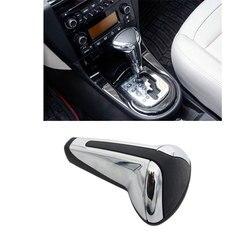 Automatic At Gear Shift Knob untuk Peugeot 106 206 206CC 207 307 308 408 607 608 Citroen C3 C4 C5 xsara Sega Kemenangan C2 Elysee
