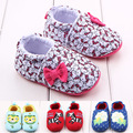 Baby Crib Shoes Cute Cartoon Animal Newborn Walkers Infant Toddler Home Footwear Winter Warm  soft prewalker Baby shoes Sneakers