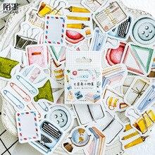 Милые бумажные наклейки для скрапбукинга, японский бумажный декоративный календарь, канцелярские принадлежности для скрапбукинга, товары для учителя