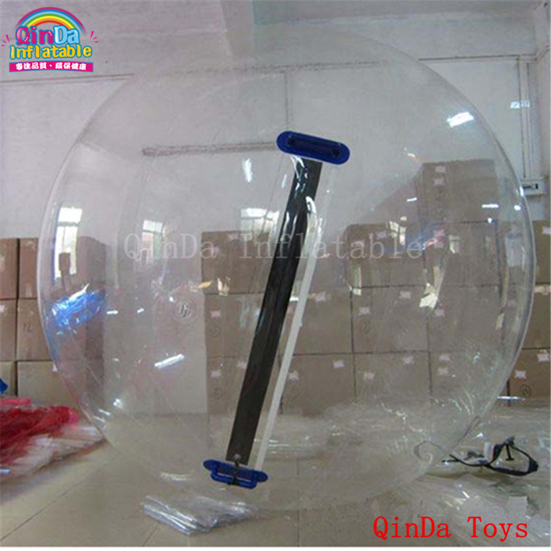2017 clear big water balloon for walking, inflatable floating water ball with free air pump2017 clear big water balloon for walking, inflatable floating water ball with free air pump
