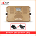 Smart DUAL BAND 2g+4g 850/1800mhz  mobile phone signal booster 2g 4g cellular repeater amplifier with LCD  Only Booster+ Adapter