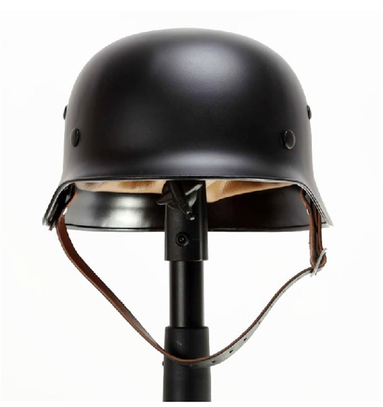 Safety Helmet WW2 World War 2 German War Steel Helmets Steel Helmet M35 Helmet Army Outdoor Activities Black Green Gray