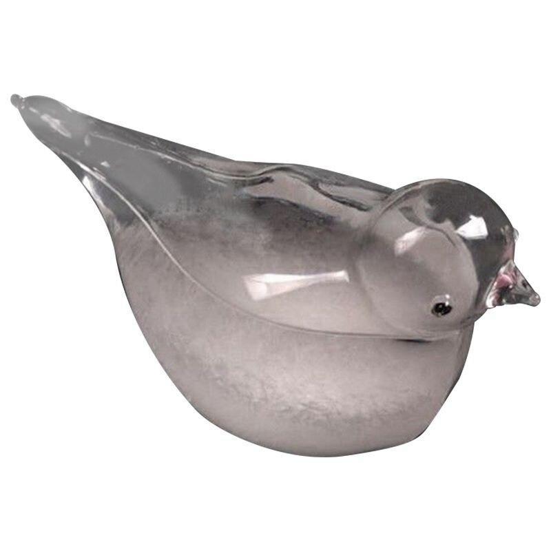 Новый дизайн прогноз погоды барометр форма птицы шторм стекло домашний декор День рождения Рождественский подарок