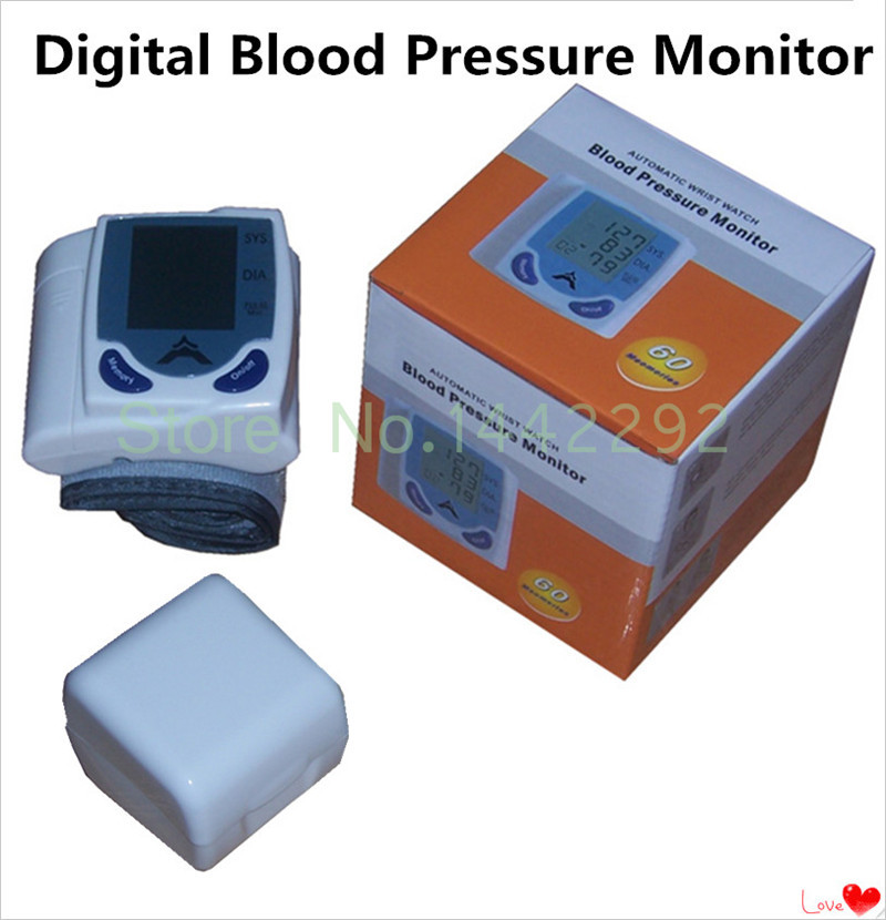 2015 Real Sale Electronic Portable Digital Blood P...