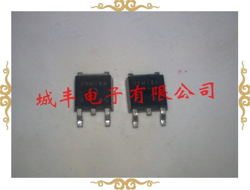 10PCS NJM79M18DL1A 79M18A TO-252