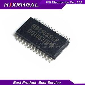 Image 1 - 100pcs New original MBI5026GF MB15026GF MBI5026 SOP24 16 bit constant current LED driver chip