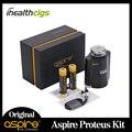 100% Оригинал Aspire Proteus Proteus Комплект с 10 мл Емкость Двойной 18650 Кальян Комплект E Кальян комплект