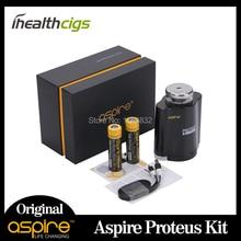 100% Original Aspire Proteus Kit with 10ml Capacity Dual 18650 Hookah Proteus Kit E-Hookah kit