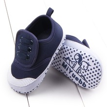 New Arrival  Bebe Boys Shoes Comfortable Girls Baby Sneakers Baby Shoes Breathable Canvas Shoes  Kids Toddler Shoes