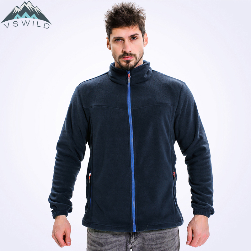 Outdoor Coat Soft Shell Hiking Warm Padded Waterproof Hunting Clothing Windbreaker Outdoor Camping Casaco Masculino