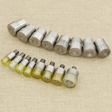 Leathercraft-Tool Hand-Press-Accessories Mould for Rivet Button-Installation Snaps Sewing