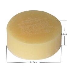 100g  Goat Milk Men Bead Shaving Soap Cream Use with Shave Brush Bowl