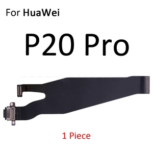 Image 3 - Charging Port Connector Board Parts Flex Cable With Microphone Mic For HuaWei P30 P20 Pro P10 P9 Plus Mini P8 Lite 2017