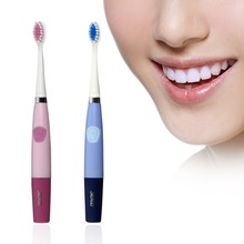 Electric Toothbrush For Adults Oral Hygiene Ultrasonic Sonic 23000 Micro-Brushes Per Minute With 2 Brush Heads