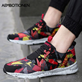 New Men Casual Shoes Summer Men's Shoes Breathable Air Mesh Tenis Masculino Esportivo Flat Sandals Fashion Zapatillas Hombre