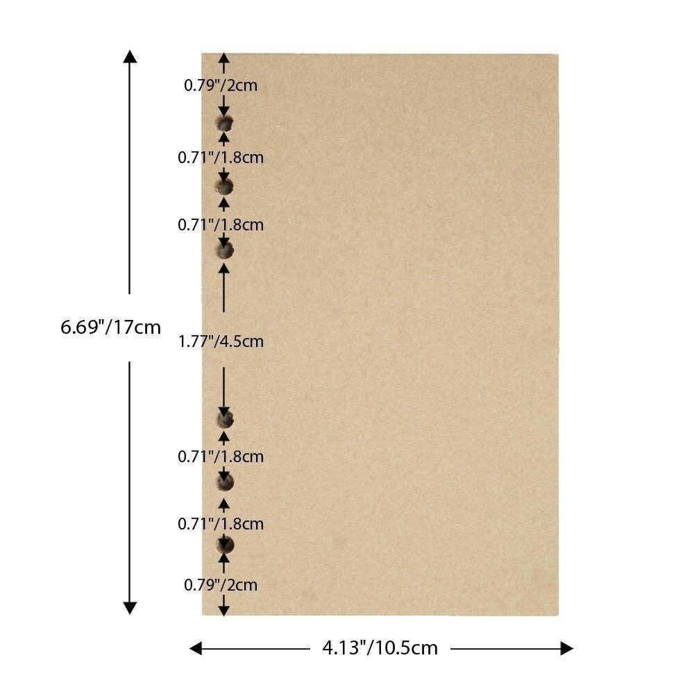 Многоразовая Бумага для путешествий из искусственной кожи премиум класса с классическим тиснением Дневник для путешествий