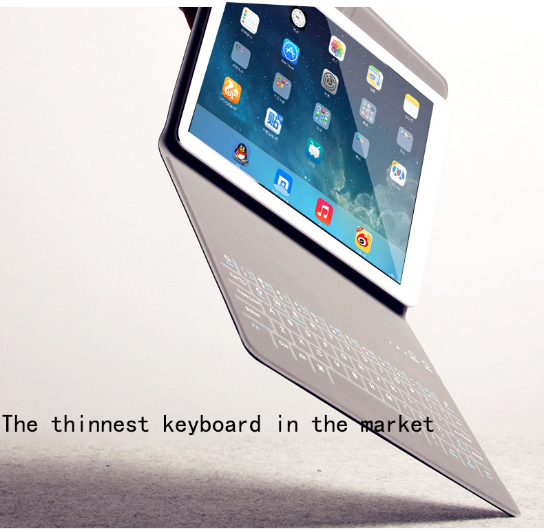 New Ultra Slim Wireless Case for Ipad 11