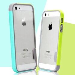 Coque de Protection souple pour iPhone 5 s coque TPU Silicone anti-chocs étui pour iPhone se pare-chocs pour iPhone 6 6 S Plus