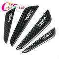 4Pcs/Set Carbon Fiber Car Side Door Edge Protection Guards Trim Sticker for Honda HR-V Vezel HRV 2014 2015 2016 Car Accessories