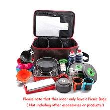 Походная корзинка для завтрака, сумки для пикника, переносная сумка для пикника, корзина для хранения продуктов, сумки, Ланч-бокс для женщин и взрослых