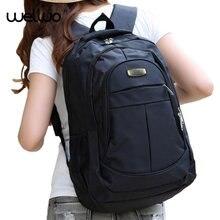 Модные унисекс черный ноутбук женщины рюкзак качество школьные сумки для девочек-подростков мальчиков большой Ёмкость нейлон рюкзак сумка Mochila XA68B