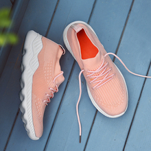 Men Casual Shoes Brand Men Shoes Men Sneakers Flats Mesh Slip On Loafers Fly Knit Breathable Spring Autumn Sock Shoes Men men casual shoes mesh sneakers brand men shoes men sneakers flats male mesh slip on loafers fly knit red breathable shoe summer