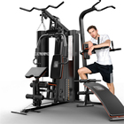 <+>  806A 7 в 1 Комбинированная тренировка Интегрированное оборудование для фитнеса Подтягивающая штанга  ✔