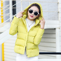 New Female Long Sleeve Hoodie Cotton Padded Thickening Autumn Winter Women SPN8820