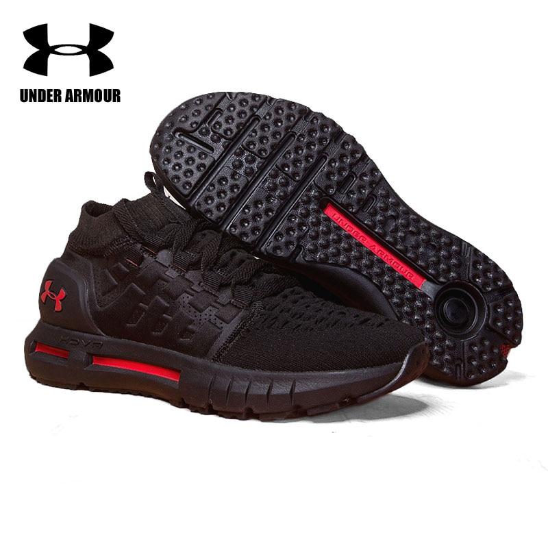 Under Armour HOVR Phantom Mens Running Shoes Sock sneakers Zapatillas Hombre Deportiva Breathable Light walking Jogging Sneaker