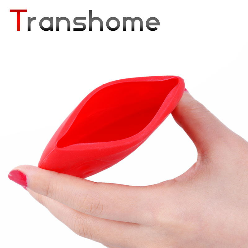 Transhome Travel Silicone Wash Rinse Portable Water Bottle Outdoor Collapsible Foldable Water Bottle Toothbrush Holder Cover Tea