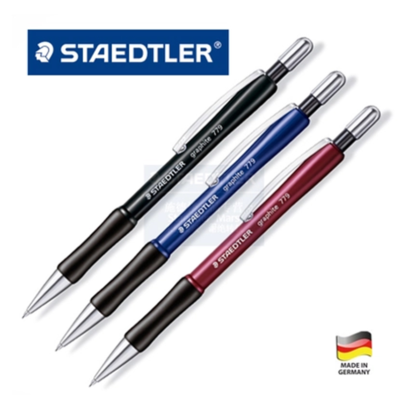 staedtler 779 0 5 mechanical pencil pentel school pencil metal lead holder mechanical. Black Bedroom Furniture Sets. Home Design Ideas