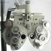 Foropter de buena calidad, certificado CE, probador de visión óptica, Refractor de cilindro menos Plus Cyl Phoroptor, P1540