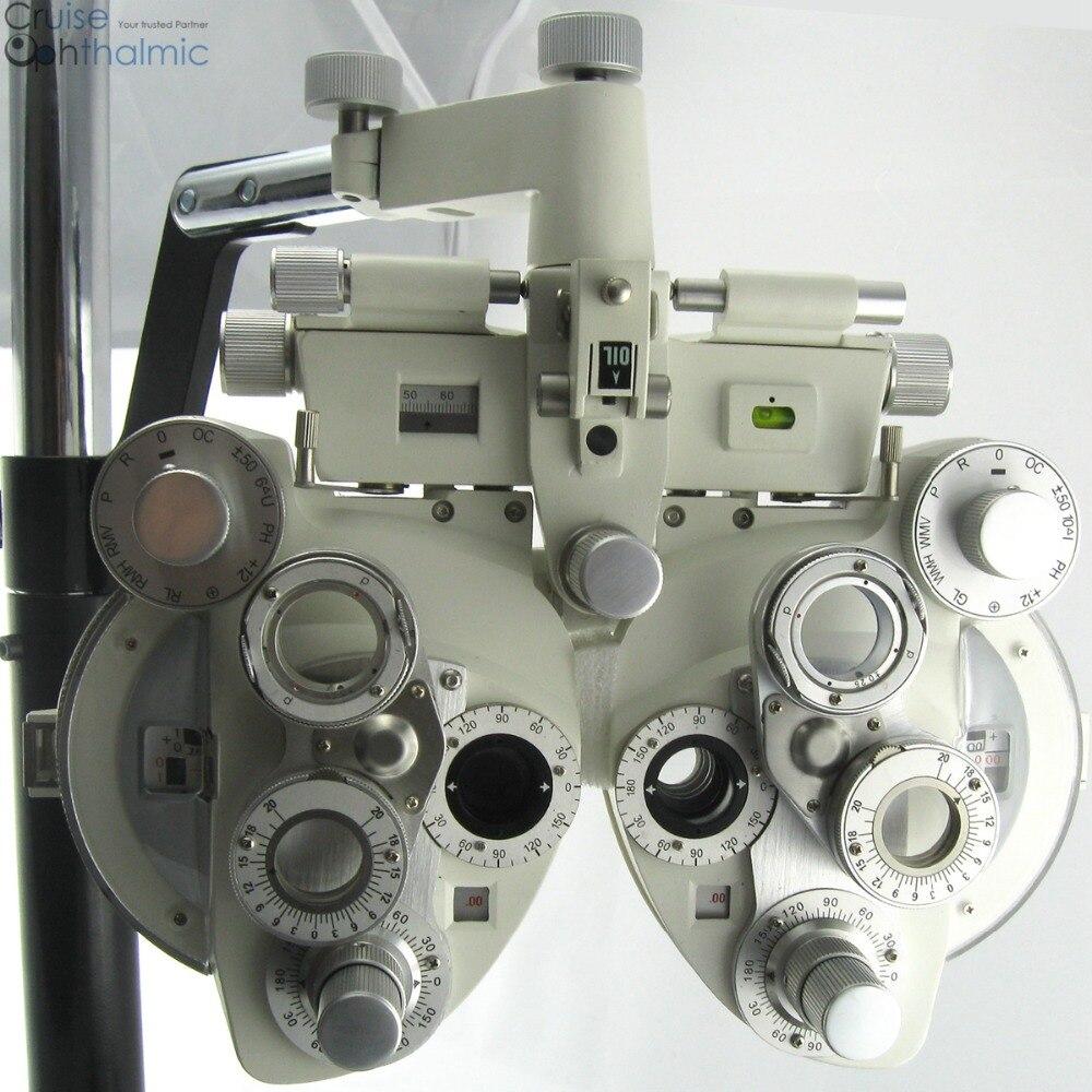 Qualidade justo Phoropter CE Certificated   Visão Óptica Testador   Menos Cilindro Foróptero Refrator Plus Cyl   P1540