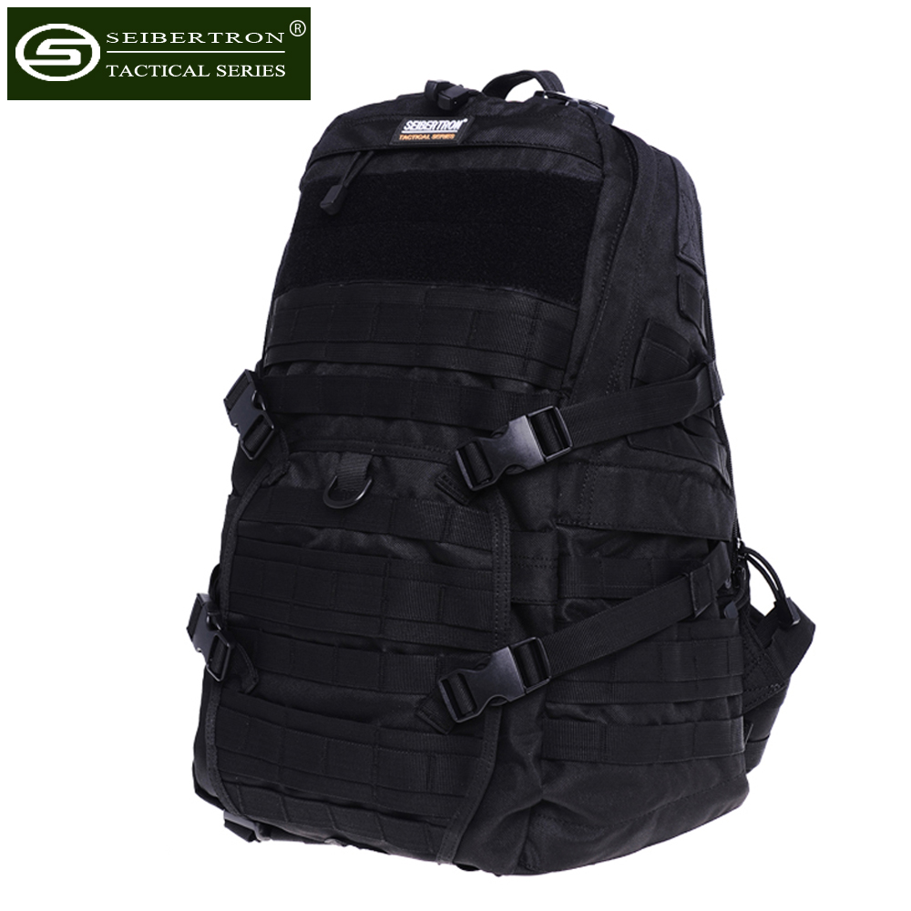 купить Seibertron Tactical Backpack Outdoor Hunting TAD Bag MOLLE for camping trip waterproof по цене 5996.7 рублей