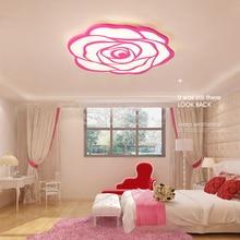 Princess Welding Room Modern led ceiling lights Children Kid 85-265V Home Deco modern Ceiling Lamp fixture