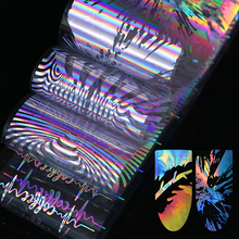 Holographic Foil Laser Geometric Sticker
