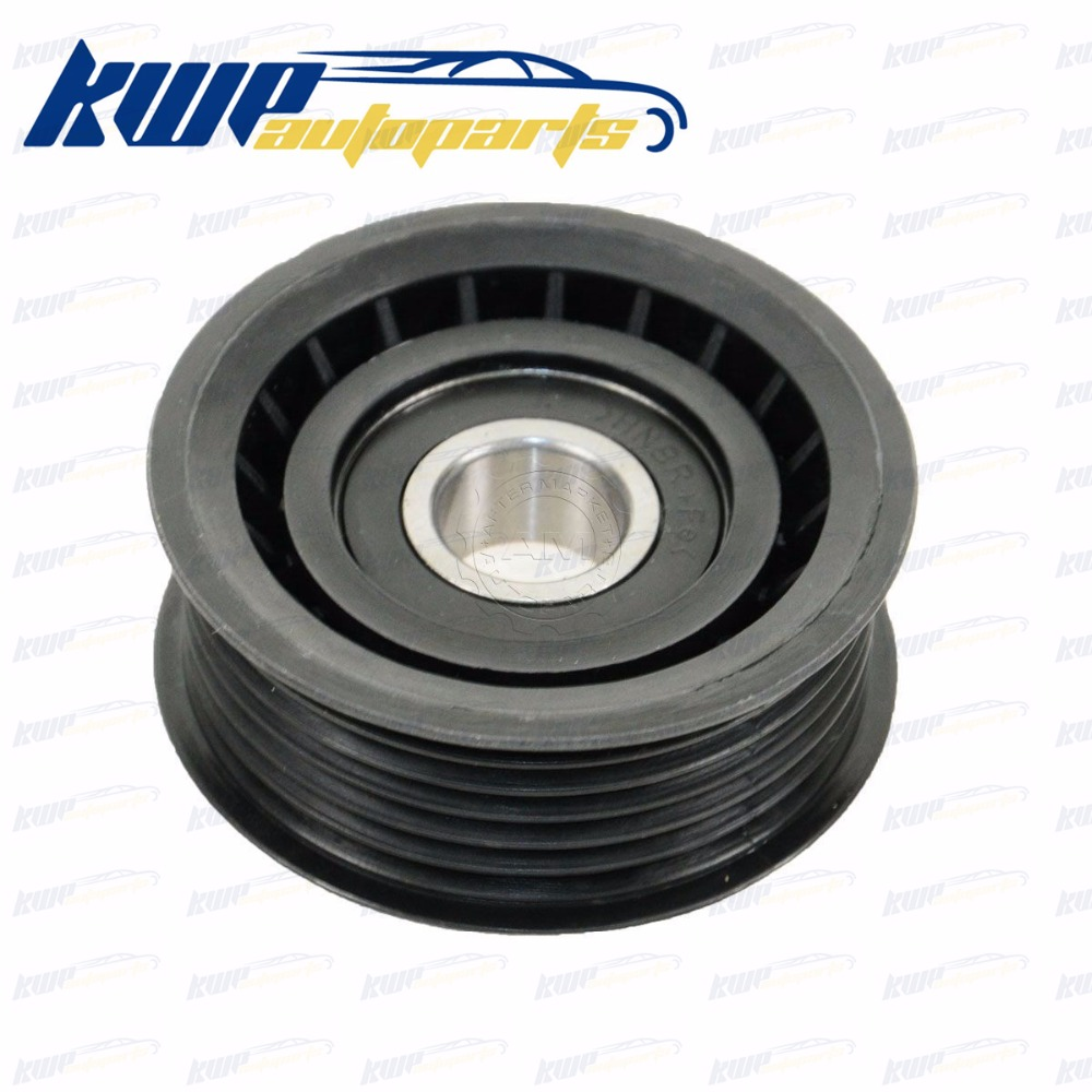 medium resolution of 6 groove idler pulley for mercedes benz c230 c280 c320 clk500 chrysler 300 dodge charger sprinter 0002020019 in belts pulleys brackets from automobiles