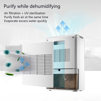 маленькие воздушные баки | Интеллектуальный влагопоглотитель подвал очистка воздуха сухая одежда маленький бытовой сенсорный экран