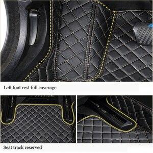 Image 4 - Kalaisike tapis de sol de voiture personnalisés pour Infiniti, accessoires de voiture, pour tous les modèles FX EX JX G M QX50 QX56 QX80 QX70 Q70L QX50 QX60 Q60