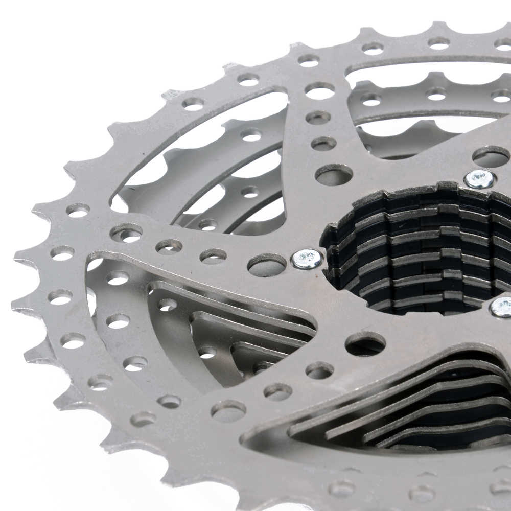ZTTO Mountain Bike MTB 9 Speed Cassette 9 Velocidade 9S 32T Bicycle Parts Cassete Freewheel For M370 M430 M4000 M590 M3000 320g
