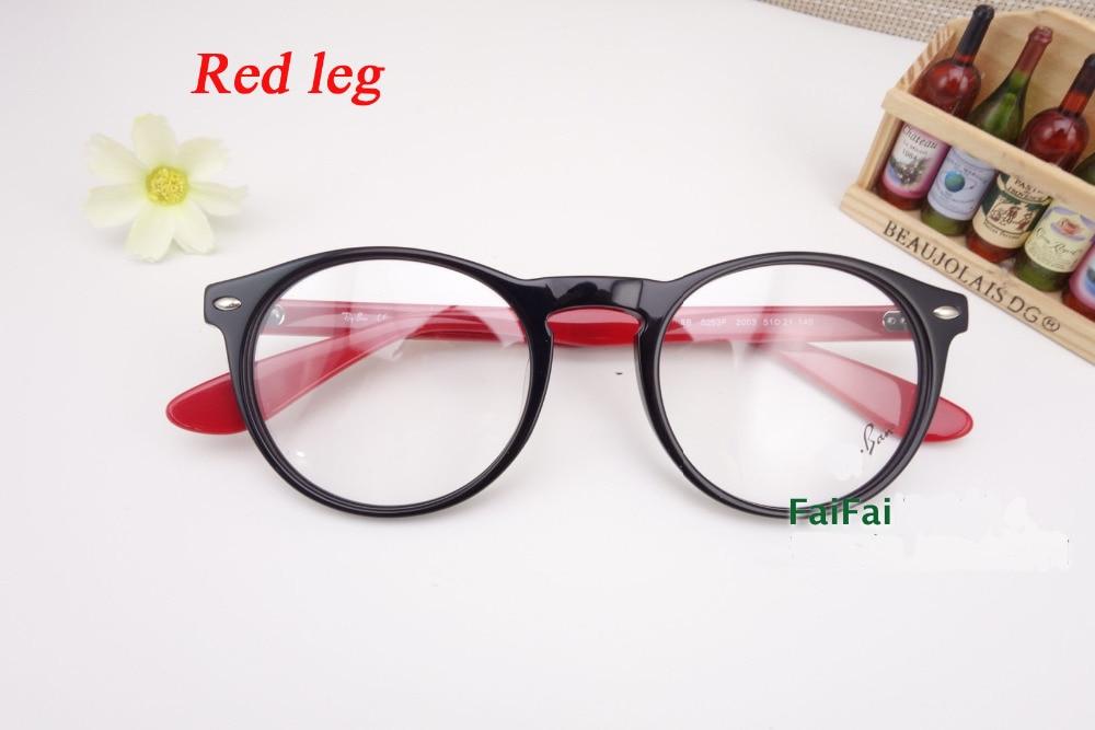2015 Retro round frames RB5283 myopia glasses frame eyeglass reading ...