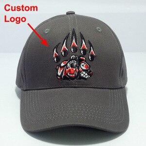 Image 1 - Cap OEM custom logo customized color customize size singer tourist hip hop dance football tennis golf head wear baseball hat