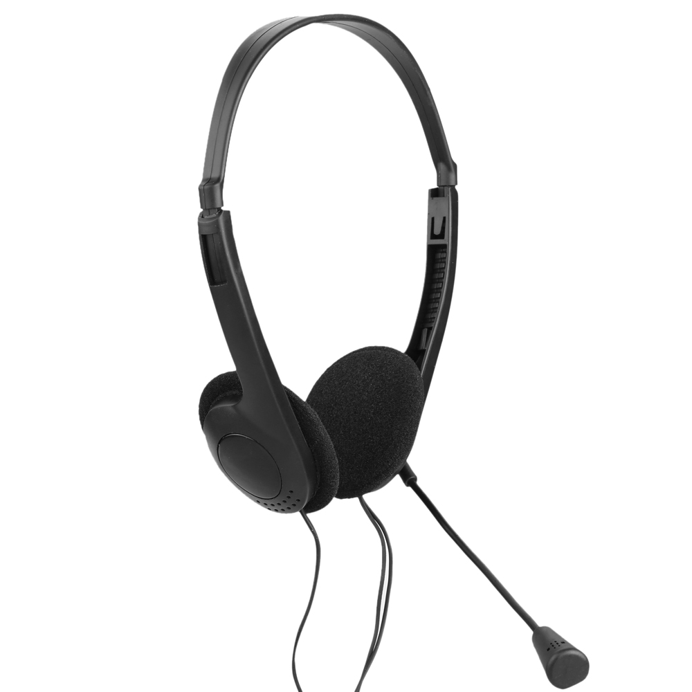 Ovleng Ov L900mv 3 5 Mm Headphone Stereo Headset Dengan Avan Av 801 Docooler 35 Mikrofon Ikat Kepala Yang Dapat Disesuaikan Untuk