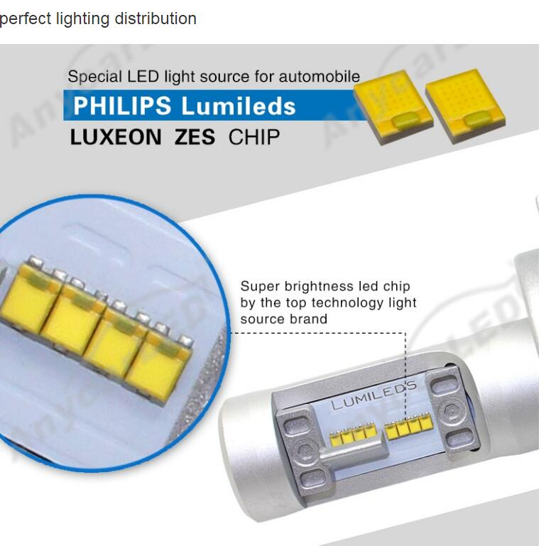 1 set H8 H9 H11 H16 (JP) 50W 8000LM G7 LED-strålkastare - Bilbelysning - Foto 5