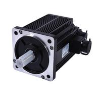 1KW AC Servo Motor 1000RPM 10N. m 130ST M10010 4.5A 220V AC Motor AASD Series Waterproof Three phase Motor High Quality
