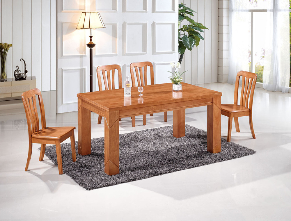 Factory Direct Oak Dining Tables And Chairs With A